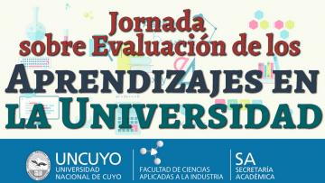 Se realizó una Jornada sobre Evaluación de los Aprendizajes en la Universidad