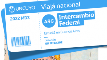 Estudiá un semestre en Buenos Aires: Programa de intercambio federal