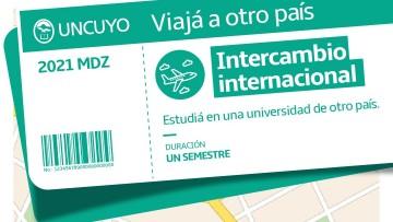 Estudiá en otro país: convocatoria abierta 1er semestre 2022