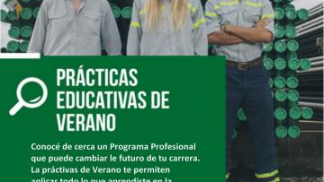 PRÁCTICAS EDUCATIVAS DE VERANO