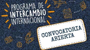 Programa de Intercambio Internacional - Convocatoria 1er semestre 2019