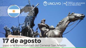 17 de agosto, paso a la Inmortalidad del General San Martín