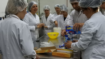 Microbiología General-Ingeniería en Industrias de la Alimentación -Bromatología- Práctica en Planta Piloto
