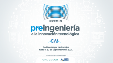 Convocatoria XXI Premio Pre-Ingeniería de Innovación Tecnológica 2020-2021