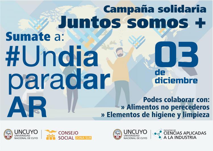 #UnDiaParaDar 2019