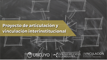 Proyecto de articulación y vinculación interinstitucional
