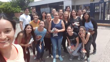Estudiantes realizaron viajes formativos a la Prov. de San Luis