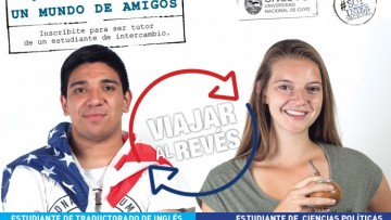 """Programa de tutores """"un mundo de amigos"""" - Llamado 2º semestre 2018"""